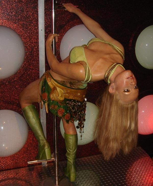 Britney Spears, Las Vegas Wax Museum.