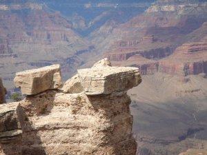 panic grand canyon