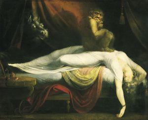 Henry Fuseli: The Nightmare